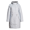 Ladies PU rain coat Women Pu rain Jacket