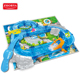 zhorya baby indoor outdoor funny plastic toy pool battery operated magnetic fishing game