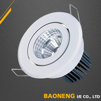 Free Sample CE Pure Aluminum Material LED Ceiling Ring Light