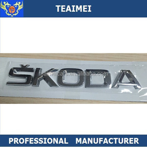 China Car Chrome Letters, China Car Chrome Letters