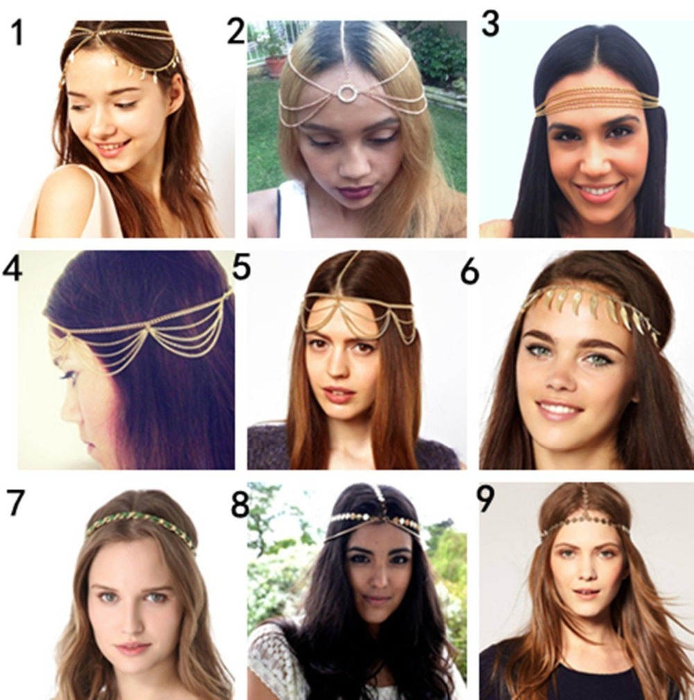Hair accessories manufacturers - Welcomed Hair Accessories Manufacturers China Hair Accessories For Girls Hair Chain With Free Shipping