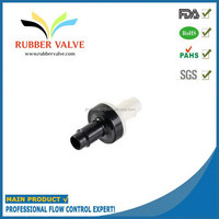 quick change water filter non return valve