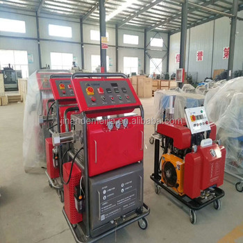 Insulation Pump Pu Foam Polyol Material Spray Equipment