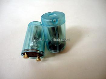 220v Fluorescent Lights Starter S10 Light Bulb Starter