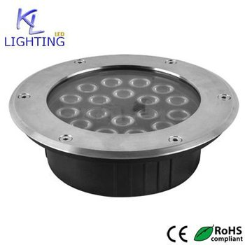 18w Rgb Ip65 Epistar Waterproof Outdoor 200mm*85mm Led Inground ...