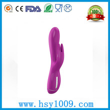 Good Quality Wholesale Waterproof Silicone Condom Vibrator