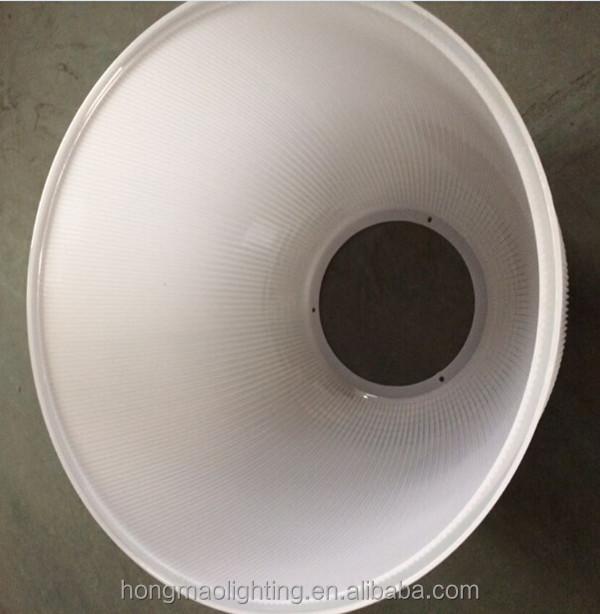 Hongmao Led High Bay Ceiling Lights Pc Reflector 60 Degree Plastic Diffuser