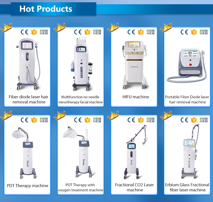 Newest Beauty Equipment Fractional Co2 Laser Machine Facial Pregnancy Scar Removal