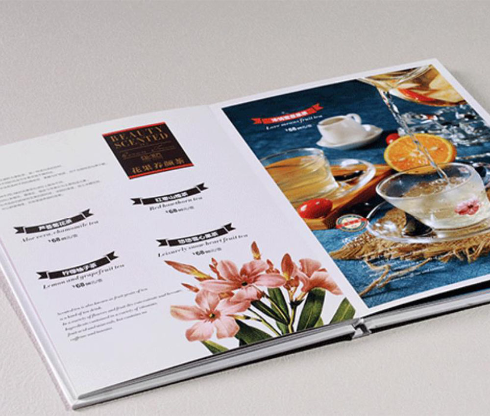 high quality cheap price A4 A5 magazine custom book catalog booklet  brochure printing