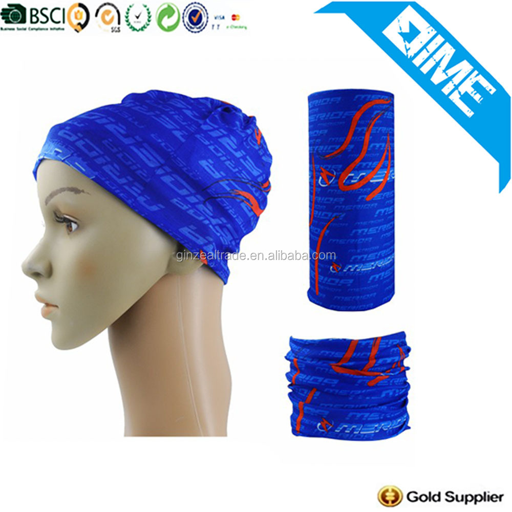 Digital Printing Cheap Custom Reusable Bandana For Wholesale
