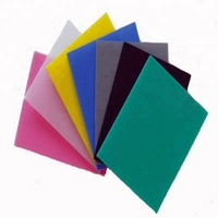 Promotion Gifts Table Placemat Poly Plastic PP Sheet