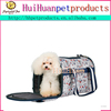 Pretty pattern pet carrier tote bag portable dog carrier bag