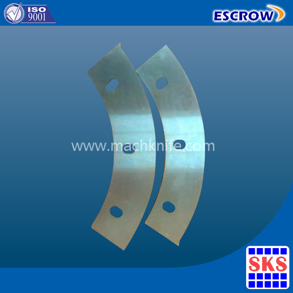 Arc-shaped Slot Knife/corrugated Cardboard Cutting Knife