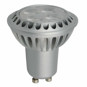 High out-put gu5.3 gu10 cob led narrow beam angle 10degree light source mr16 spotlight AC12v