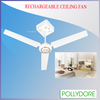 New design china manufacturer cixi factory PLD-806B remote control rechargeable ceiling fan