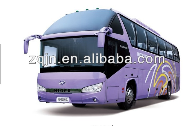 High Quality 12m 50seats 2014 luxury coach bus king long bus