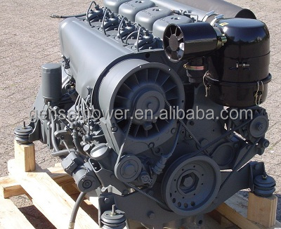 Turbo charged Deutz BF4L913 914 diesel engine price