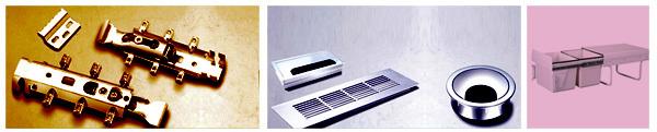JIUFA Meubels Hardware Montage Meubels Roestvrij Stalen Ronde Ventilatie Hole Cover Decoratieve Grill Air Vent