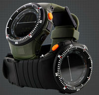Newest trendy military mens designer watches