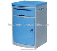 C-25 Cheaper Commercial Furniture Medical ABS Bedside Cabinet for hospital