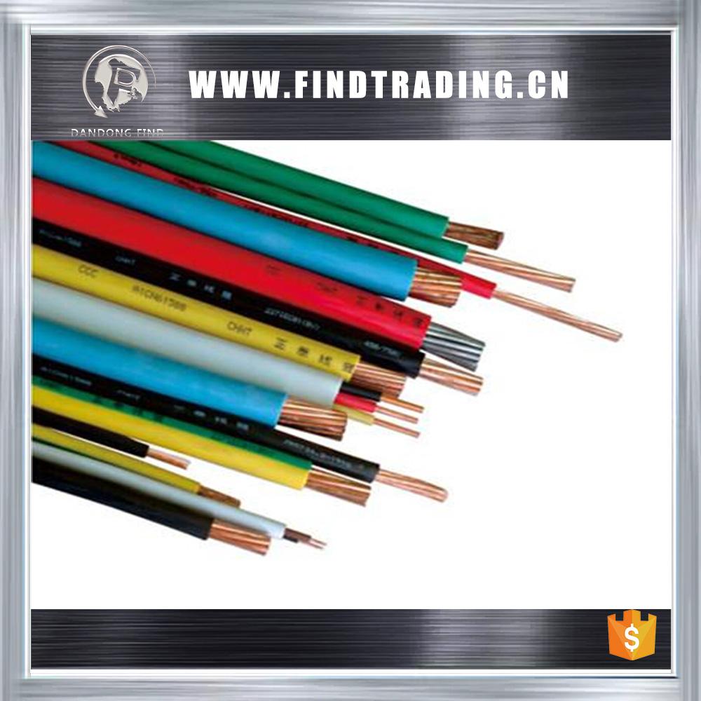 China Zr Wire Wholesale Alibaba Flameretardant Flexible Copper Electrical Bv Bvvb Bvr