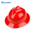 GuardRite brand full brim hard hat safety helmet,colorful safety helmet