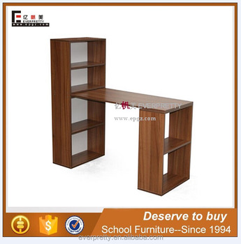 Wooden Bedroom Furniture Set Malaysia With Bookshelf