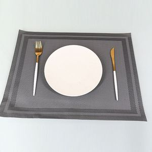 Most popular super quality dining room oil resistant fancy dinning mat