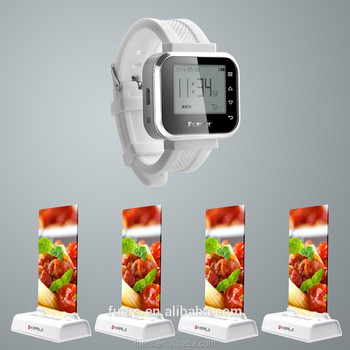 Hot Kerui Multi-call Menu Style Calling System For Coffee Shop - Buy  Restaurant Wireless Ordering System,Wireless Waiter Call System,Restaurant