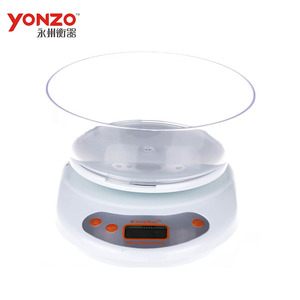 Factory Price Plastic Kitchen Scale 1Kg
