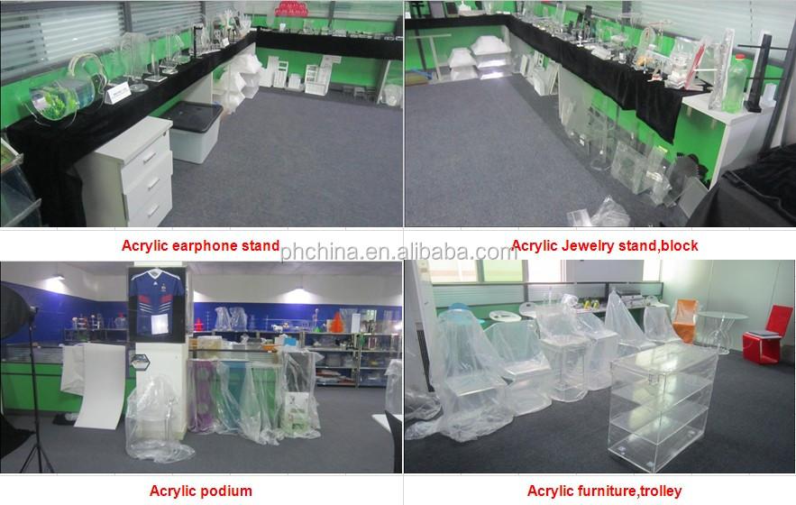 10 years factory direct sell sgs transparent lucite furniture legslucite table legslucite acrylic furniture legslucite table leghigh transparent