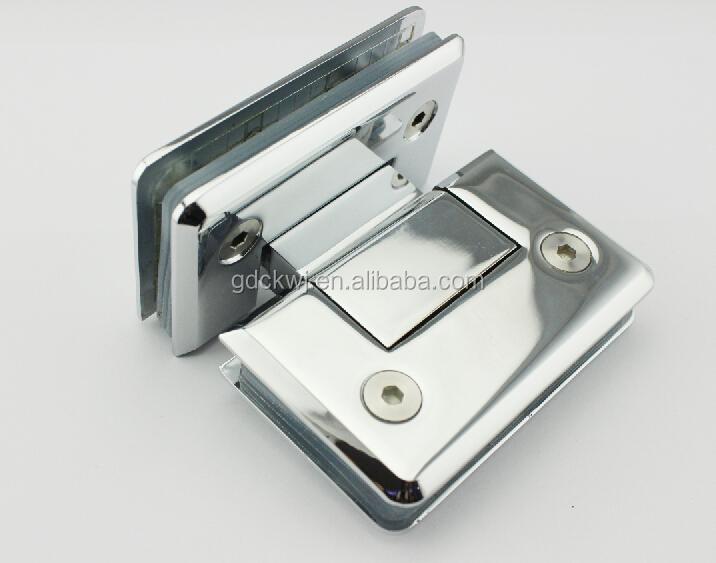 Furniture Hardware Glass Door Hinge Pivot Glass Door Heavy