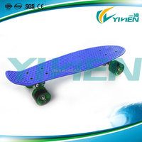 4 Pu Wheel Skateboard/Fish Long Board