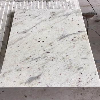 High Quality Sri Lanka Andromeda River White Granite Floor Tiles