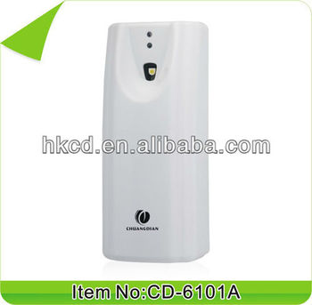 Bathroom Automatic Electric Air Freshener Dispenser With Setting Time  CD 6101A