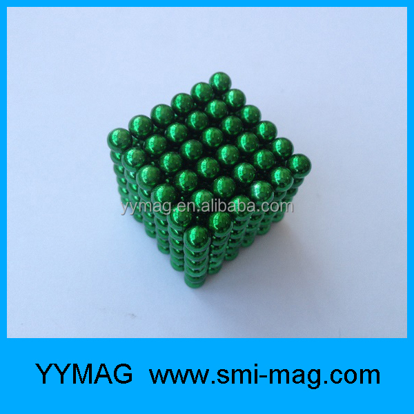 Ndfeb small ball shaped magnets
