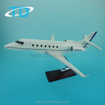 Gulfstream G 200 Resin 1 48 Scale Jet Aircraft Models Collection