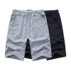 best running black cargo shorts/exercise tights shorts