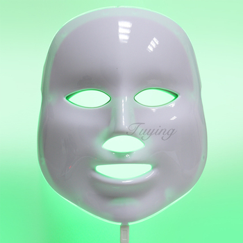FDA Portable Led Light Therapy Machine 7 Colors Skin Rejuvenation LED Face  Mask