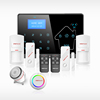 Wired PSTN GSM alarm Smart Home Automation/wired gsm alarm system wireless, DIY wireless alarm