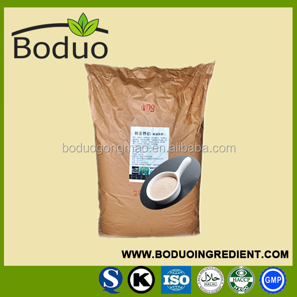 2016 Food Ingredients ISO certificate non dairy creamer used for coffee mate