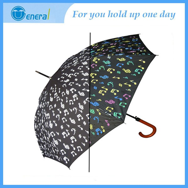 Color Changing Magic Umbrella Sun Protection Anti Uv Parasol Buy