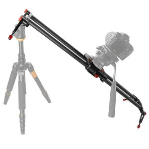 80cm best carbon fiber camera slider photography electronic shooting video slider