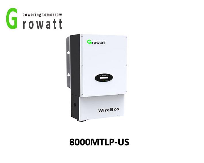 8000w off grid hybrid solar inverter home power system