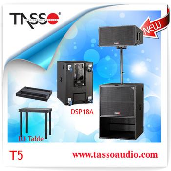 sound system kit. t5 set profesional power amplifier mikro speaker sound system kit