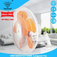 18 inch industrial wall fan with low price