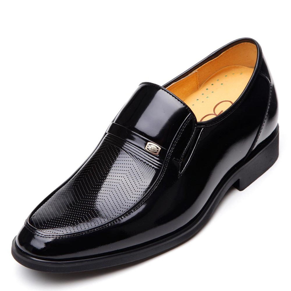 Dress Shoes Increase Height