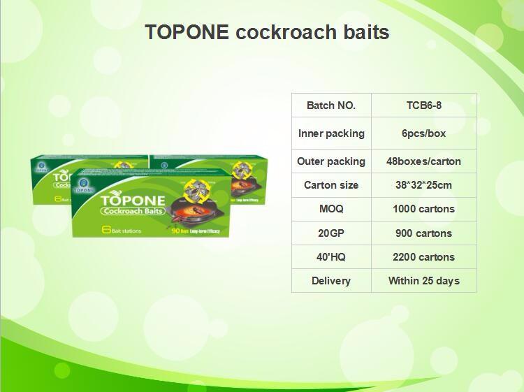 TOPONE cockroach baits