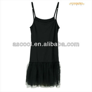 212ff511a3ad70 Plain Slip Dress