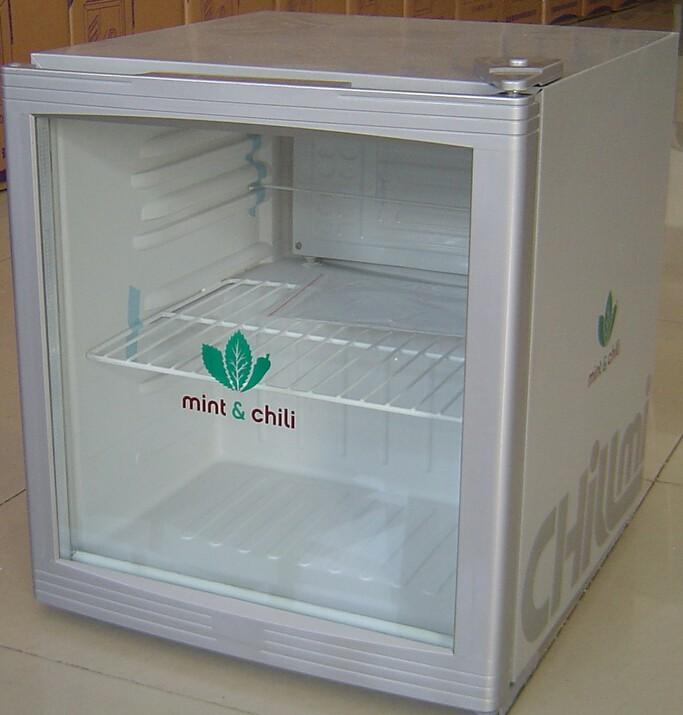 Refrigerator No Freezer Mini Display Refrigerator Table